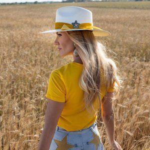 Charlie 1 Horse Straw Western Hat - Lone Star Love